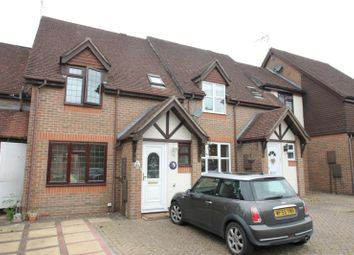Thumbnail 2 bedroom terraced house to rent in Coleridge Close, Horsham
