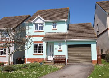 Thumbnail 3 bed detached house for sale in Cory Court, Wembury, Plymouth, Devon
