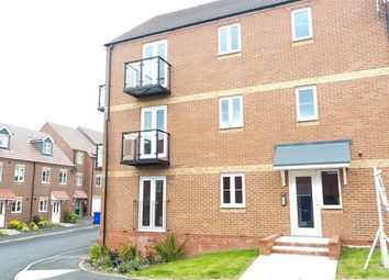 Thumbnail 1 bed flat to rent in Burtree Drive, Norton Heights, Stoke-On-Trent