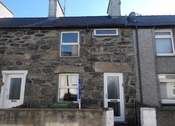 3 bed terraced house for sale in Carneddi Road, Carneddi, Bethesda, Bangor LL57