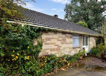 Thumbnail 3 bed detached bungalow for sale in Bannock Road, Whitwell, Ventnor, Isle Of Wight