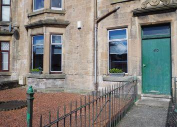 Thumbnail 2 bed flat for sale in 40 Holmhead, Kilbirnie