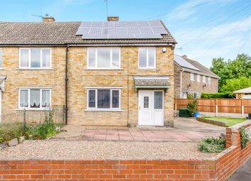 Thumbnail 3 bed semi-detached house for sale in Clay Flat Lane, New Rossington, Doncaster