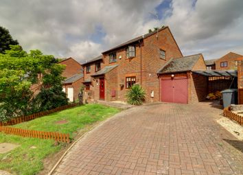 Thumbnail 3 bed semi-detached house for sale in Cleveland Close, Wooburn Green, High Wycombe, Buckinghamshire