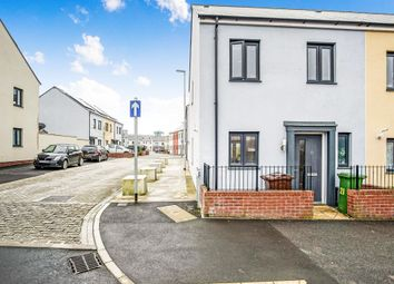 Thumbnail 2 bed semi-detached house for sale in St Aubyn Road, Devonport, Plymouth