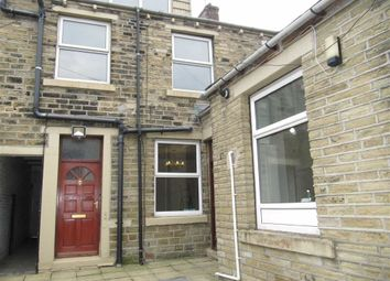 Thumbnail 1 bedroom end terrace house to rent in Trinity Street, Huddersfield