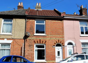 Thumbnail 4 bed terraced house to rent in Lawson Road, Southsea