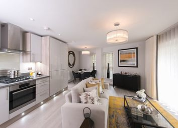 Thumbnail 2 bedroom flat for sale in Apartment 38 At Trinity, Windsor Road, Slough, Berkshire