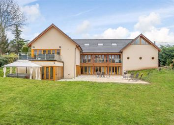 Thumbnail 7 bed detached house for sale in Lower Road, Llandevaud, Newport