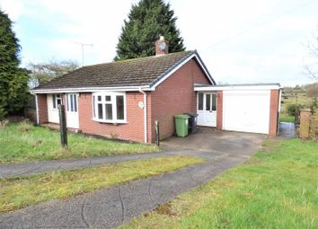 Thumbnail 2 bed detached bungalow for sale in Church Meadows, Alport Road, Whitchurch