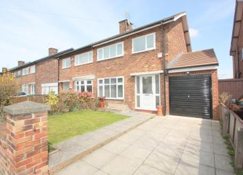 Thumbnail 4 bed semi-detached house for sale in The Northern Road, Crosby, Liverpool