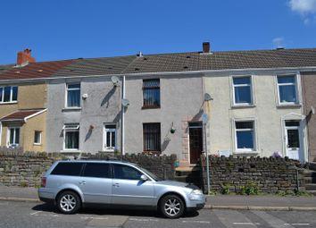 Thumbnail 2 bedroom terraced house for sale in Carmarthen Road, Cwmdu, Swansea