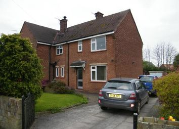 Thumbnail 3 bed semi-detached house for sale in School Drive, Barnton, Northwich, Cheshire