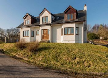 Thumbnail 4 bed detached house for sale in Roshven View, Arisaig, Inverness-Shire