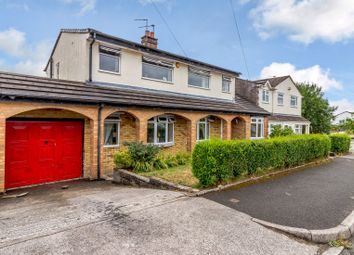 Thumbnail 4 bed detached house for sale in Meadow Rise, Pontyclun