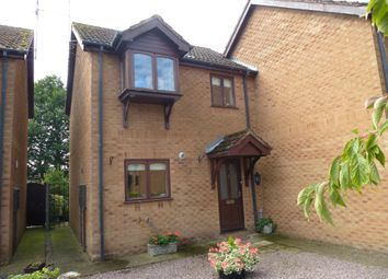 Thumbnail 2 bed semi-detached house to rent in Churchill Court, Long Sutton, Spalding