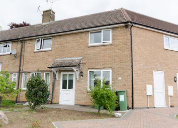 Thumbnail 3 bed end terrace house to rent in Duncan Avenue, Huncote, Leicester