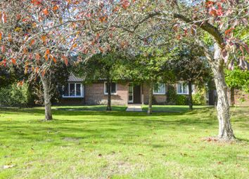 Thumbnail 4 bed property for sale in Fox Covert, Fetcham, Leatherhead