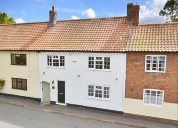 Thumbnail 3 bed terraced house for sale in Chapel Street, Orston, Nottingham