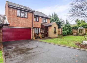 Thumbnail 4 bed link-detached house for sale in Brockenhurst Close, Gillingham, Kent, Wigmore