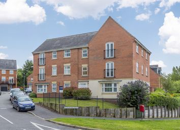 Thumbnail 2 bed flat for sale in Hayeswood Grove, Norton Heights, Stoke-On-Trent