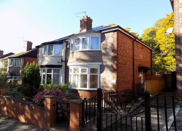 Thumbnail 2 bed semi-detached house to rent in North Rise, Darlington