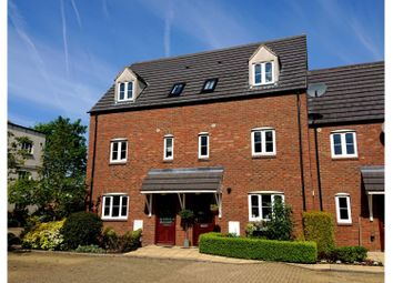 Thumbnail 3 bed terraced house for sale in Reed Court, Swindon