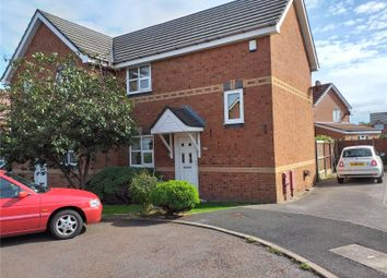 Thumbnail 2 bed semi-detached house to rent in Elkfield Drive, Blackpool, Lancashire