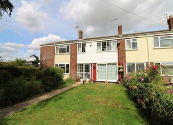 Thumbnail 3 bed terraced house for sale in Church Road, Kessingland, Lowestoft