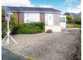Thumbnail 2 bed bungalow for sale in Gorwel, Llanfairfechan