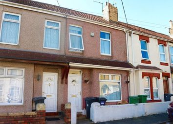 Thumbnail 3 bed terraced house for sale in Wellington Road, Kingswood, Bristol