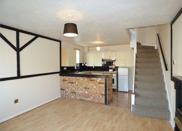Thumbnail 1 bedroom end terrace house to rent in Meadowbrook Close, Colnbrook, Berkshire