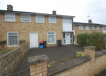 Thumbnail 3 bedroom terraced house for sale in Foxfield, Stevenage, Herts
