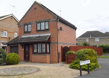 Thumbnail 3 bed detached house to rent in Kesteven Way, Bourne