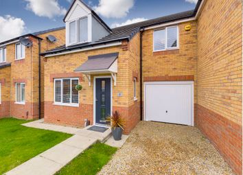 Thumbnail 3 bed semi-detached house for sale in Poppy Close, Ormesby, Middlesbrough