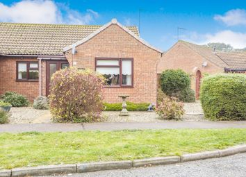 Thumbnail 2 bed semi-detached bungalow for sale in Linn Chilvers Drive, Heacham, King's Lynn