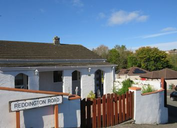 Thumbnail 3 bed detached bungalow for sale in Reddington Road, Plymouth