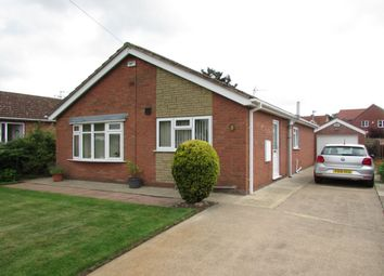 Thumbnail 3 bed bungalow for sale in Broadbeck, Waddingham, Gainsborough
