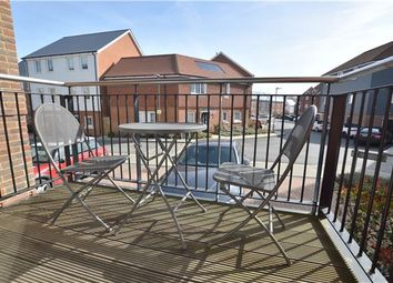 Thumbnail 2 bed flat for sale in Churchill Court, Eden Road, Dunton Green, Sevenoaks, Kent