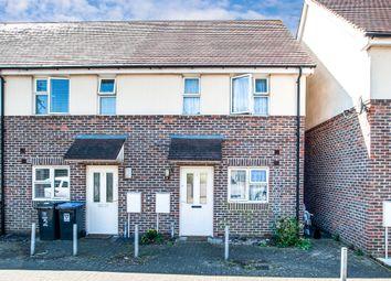 Thumbnail 2 bed end terrace house for sale in Elmwood Grove, Hemel Hempstead