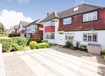 Thumbnail 6 bed detached house to rent in Beaufort Road, London