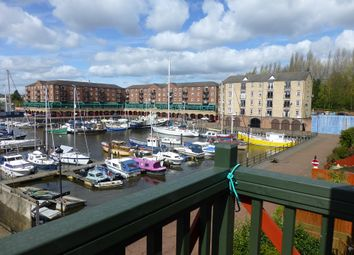 Thumbnail 3 bed town house to rent in Trinity Court Yard, St Peter's Basin, Newcastle Upon Tyne