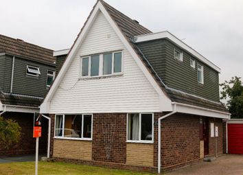 Thumbnail 4 bed detached house to rent in Wrekin Avenue, Newport