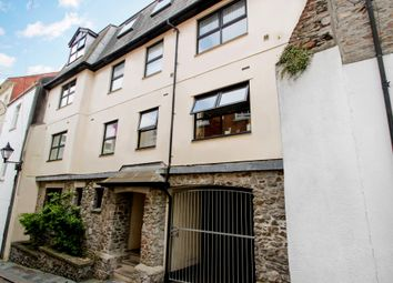 Thumbnail 1 bedroom flat for sale in Stokes Lane, The Barbican, Plymouth