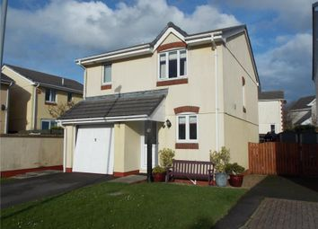 Thumbnail 3 bed detached house for sale in Trelinnoe Gardens, South Petherwin, Launceston