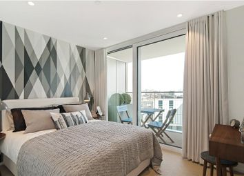 Thumbnail 1 bed flat to rent in Copperlight Apartments, 16 Buckhold Road, London