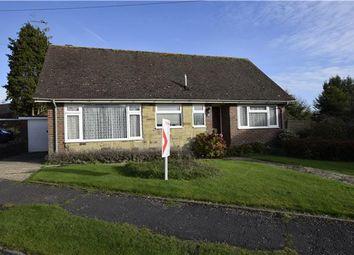 Thumbnail 2 bed detached bungalow for sale in Derwent Close, Hailsham, East Sussex
