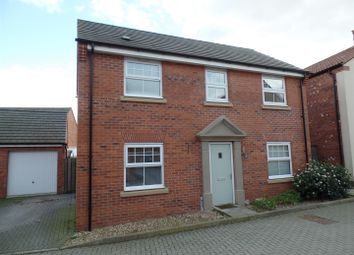 Thumbnail 4 bed detached house for sale in Poppy Road, Witham St. Hughs, Lincoln