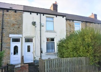 2 bed terraced house for sale in Wesley Terrace, Stanley DH9