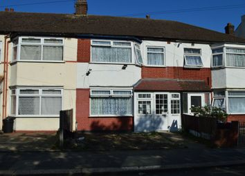 Thumbnail 3 bedroom terraced house to rent in Uphall Road, Ilford